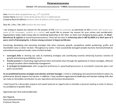 cover letter for marketing marketing sample cover letter
