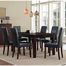 Dining Room Sets Kitchen  Dining Room Furniture The Home Depot - Dining room tables black