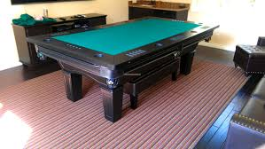 Dining Table Pool Furniture Stunning Pool Table Conversion Top Poker Triangle