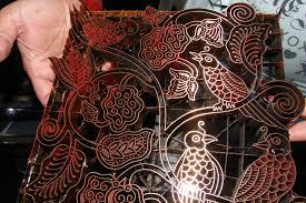 batik fabric giveaway inside look at the fascinating process