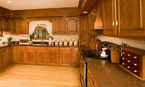 quartz countertops with oak cabinets our work donald geise and son construction