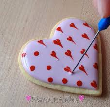 Decorating With Royal Icing Learn How To Decorate Cookies With Royal Icing Using This Easy Diy