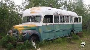 abandoned bus abandoned buses youtube