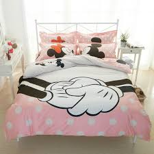 black friday bedding cheapest prices lover mickey bedding set for double bed 100