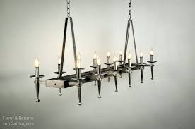petite chandelier chandeliers petite spanish wrought iron four light chandelier