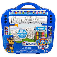 amazon walmart paw patrol roll art desk amz price