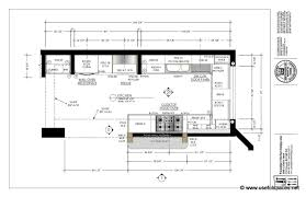 kitchen layout design ideas small restaurant kitchen home design ideas pertaining to small