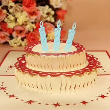 new 10x happy birthday 3d pop up handcrafted greeting paper
