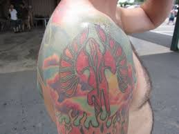 subaru tattoo there u0027s only one way to prove you really love the fiero the