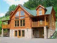 Gatlinburg Tennessee Pigeon Forge TN Vacation Cabin Rentals - 5 bedroom cabins in pigeon forge tn