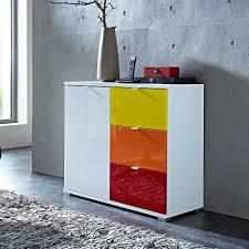 Schlafzimmer Mit Kommode Schön Farbige Kommode Für Schlafzimmer Kommoden Hochglanz
