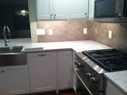 gray kitchen backsplash silestone tops u0026 arabesque backsplash kitchen pinterest