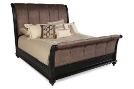 magnussen home hyland park sleigh bed mathis brothers furniture