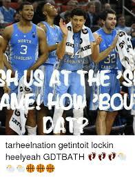 Unc Basketball Meme - 25 best memes about go tar heels go tar heels memes