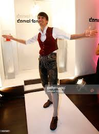 lederhosen designer photos et images de daniel fendler couture fashion show getty images