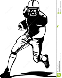 sad football player clipart 16