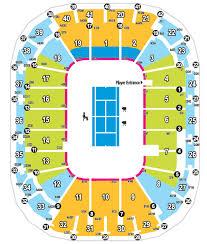 Rod Laver Floor Plan Margaret Court Arena Seating Map Austadiums