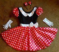 Minnie Mouse Costume Disney Minnie Mouse Costumes For Women Ebay