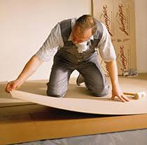 jumpax dual underlay system insulation acoustic insulation
