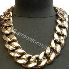 gold big chain necklace images Big chunky gold necklace images jpg