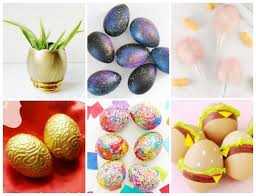 Decorating Easter Eggs With Silk by 50 Ways To Decorate Easter Eggs Sugar Spice And Glitter
