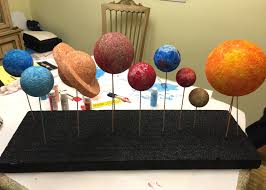 Make My Own Toy Box by Brian U0026 Aunt Julie Build Our Solar System Youtube