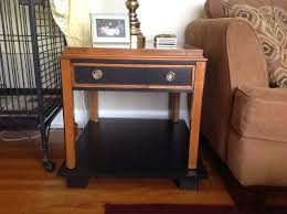 How To Build An End Table How To Make End Table Higher Hometalk