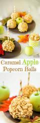 apple popcorn balls recipe