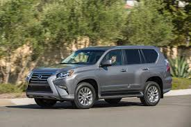 suv lexus 2017 2016 lexus gx460 quick take review automobile magazine