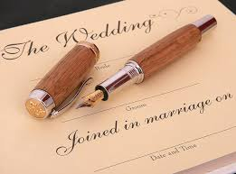 register for wedding whiskey barrel wedding register pen by peninsula pens