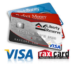 online prepaid credit card raxcard provides anonymous no name visa prepaid debit card to