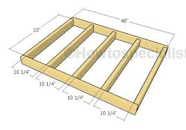 Dog House Floor Plans Large Dog House Step By Step Plans Howtospecialist How To