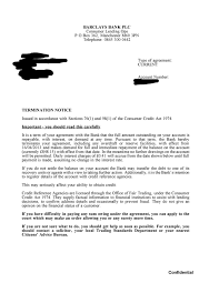 What Is A Notice Of Termination by Does This Look Like A Valid Default Notice To You Aad Consumer