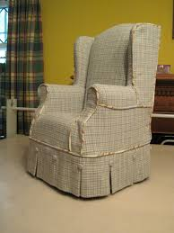 Sure Fit Patio Furniture Covers - bedroom charming sure fit stretch pique wing chair recliner