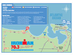 Where Is Puerto Rico On A Map by Ironman 70 3 Puerto Rico Course Ironman Official Site Ironman