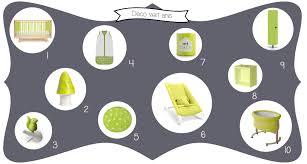 deco chambre vert anis idée déco vert anis dans ma chambre il y a