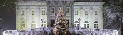 When Does The White House Get Decorated For Christmas Christmas At The Newport Mansions Newport Mansions