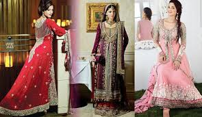 latest pakistani bridal dresses collection 2014