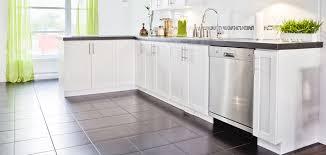 plancher cuisine armoires unick cuisine et salle de bain revêtement de plancher