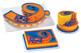 hot wheels cake toppers hotwheels cake topper for 5 and essential kids