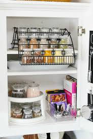 how to store food in cupboards how to organize kitchen cabinets clean and scentsible