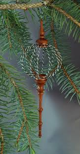 spiral wire ornament