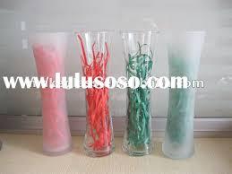 Decorative Glass Vases Vase Decoration Ideas Decorating Ideas