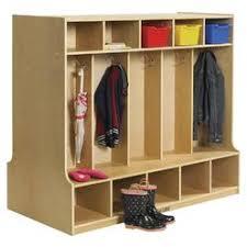 Locker Bookshelf Ecr4kids Movable Kids Bookshelf Double Sided Storage Shelf