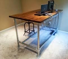 Diy Desk Decor Ideas Best 25 Standing Desks Ideas On Pinterest Diy Desk With Regard