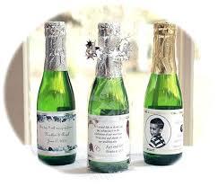 bulk sparkling cider sparkling cider wedding favors favor cider wine wedding bottle mini