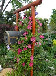 Mailbox Flower Bed Mailbox Flower Bed Designs Best Flower In The Word 2017
