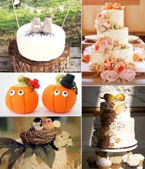 fall wedding cake toppers 10 wedding details for fall wedding 2014 tulle