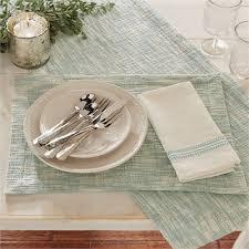 Aqua Table L Milange Table Runner 72 L Aqua