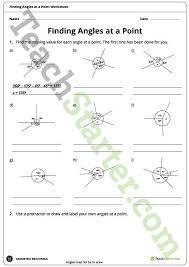 angles teaching resources u2013 teach starter